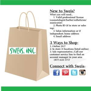 shopping with sweis